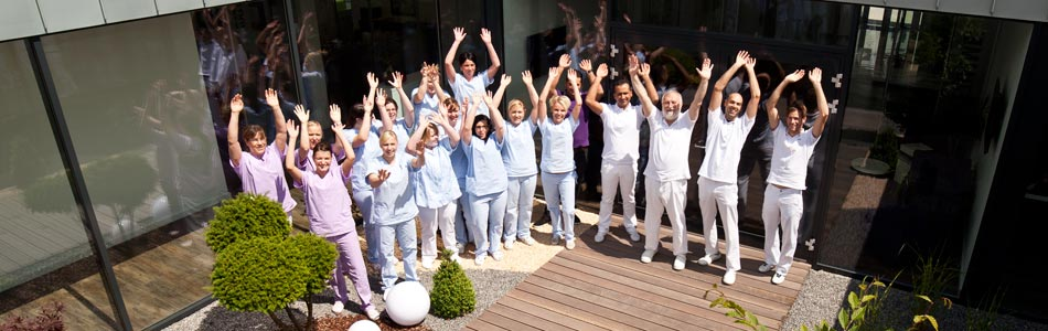 Das Team der VasiClinic